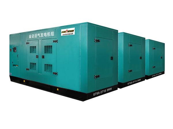 济南曼海姆发电机组 360KW燃气发电机组
